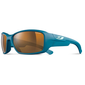Julbo Whoops Cameleon Sunglasses blue/sky blue-brown